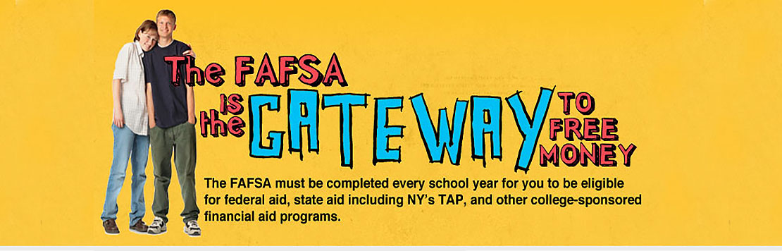 The FAFSA Gateway to free money