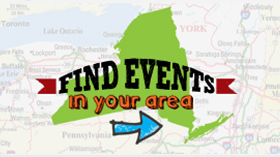 Find Events in your area